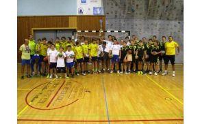 Udeleženci turnirja