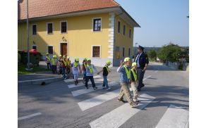 Varno prečkanje ceste