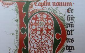 Bogata dediščina Žičke kartuzije se zrcali tudi v žičkih rokopisih