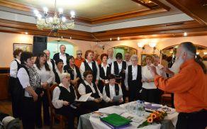 Mešani pevski zbor društva