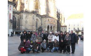 Zlata Ipavska v zlati Pragi