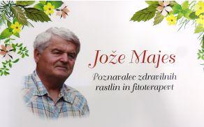 Poznavalec zdravilnih rastlin Jože Majes predaval v Kobaridu. Foto: arhiv Občine Kobarid
