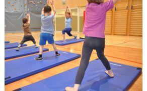 NOV PROGRAM - otroška joga