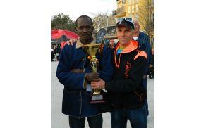 Maraton v Crikvenici: najhitrejša na 42 in 21 km (Jože).