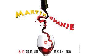 Tradicionalno martinovanje na prostem v središču Slovenskih Konjic