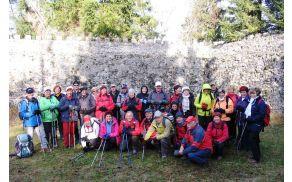 V objemu rimske trdnjave