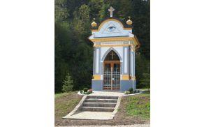 Prenovljena Lavričeva kapela