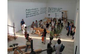 ŠKART, Seesaw Play-Grow, 2010, Arhitekturni bienale, Benetke