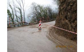 Cesta Kobarid - Drežnica