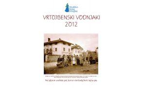 Naslovna stran novega koledarja za leto 2012.
