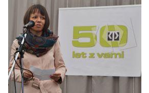 Direktorica KPV mag. Brigita Šen Kreže