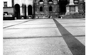 Prenovljeni Kongresni trg je prejel nagrado Gubbio. Foto: Andou, Wikipedia.