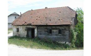 Hiša čaka na obnovo