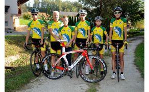 Tekmovalna ekipa KD Sevnica