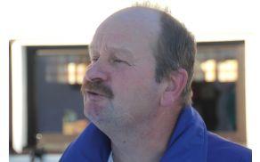 Kristjan Krajger, vodnik Planinskega društva Prevalje