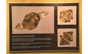 Skriti svet kristalov Jožeta Pristavca