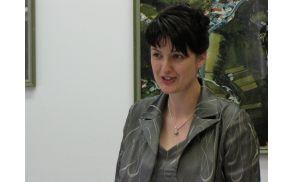 Lidija Eler Jazbinšek, predsednica KS Vojnik