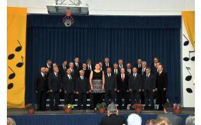 Moški pevski zbor KUD Vojnik