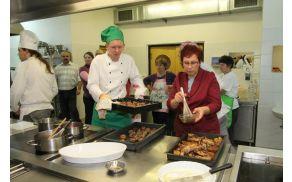 Vabilo na Coolinariko 2013 - medeno kulinarično delavnico