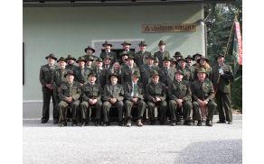 Lovska družina Šentlambert praznovala 60 let