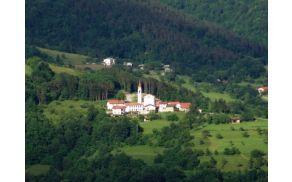 Zadnji počitek Pavla je na pokopališču v Levpi. Foto: www.planota.si