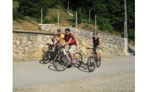 Liški kolesarji