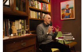 Literarni večer z Zdenkom Kodričem