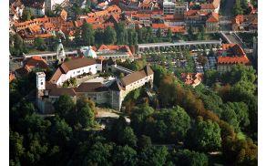 Na Ljubljanskem gradu pripravljajo raznorazne dogodke.