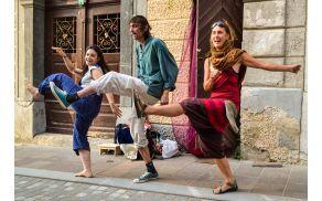 Ljubljanske zgodbe. Foto: Simi Merhar