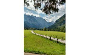 Prelepa dolina Logarska