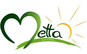 Društvo Metta ima tudi svoj logotip.
