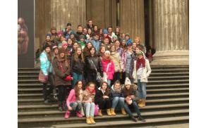 V Londonu