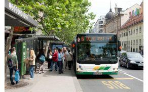 Avtobusi LPP bodo vozili po prazničnem voznem redu. (foto: Volker Hoffmann, Civitas ELAN)
