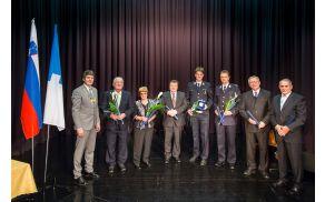 nagrajenci Občine Tržič za leto 2014