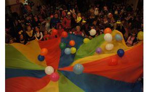 baloni na padalu