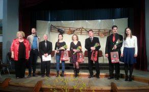 Zlato priznanje šmarskemu Tamburaškemu orkestru