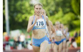 Maruša Mišmaš je vrhunska atletinja, reprezentantka, Grosupeljčanka (foto:www.siol.neti)