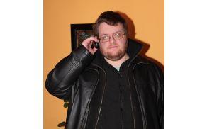 Avtor Matjaž Lojen, absolvent računalništva
