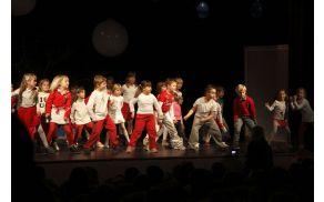 Plesni studio ADC je spet navdušil - foto Božo Uršič