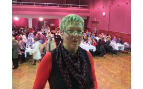 Milena Zupin kranjsko Društvo bolnikov z osteoporozo vodi vseh petnajst let (foto Media butik)