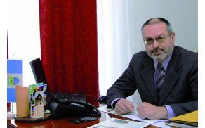 Župan Andrej Maffi. Foto: Bruno Bizjak