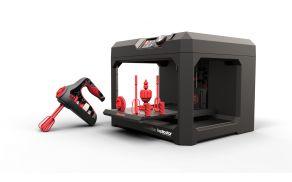 Z malo sreče boste lahko na svojem domu imeli čisto pravi 3D printer