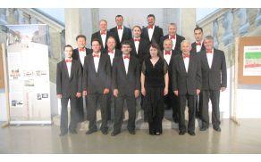 Moški pevski zbor Triglav Lesce - Bled.