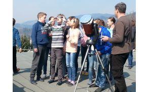 Na šolski strehi