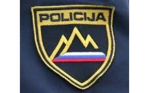 NAŠITEK NA UNIFORMI POLICISTA