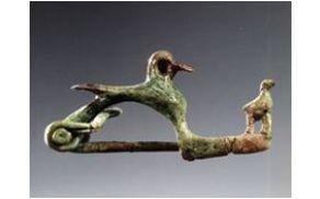 Zaponka (fibula) (gomila II. - Rovišče)