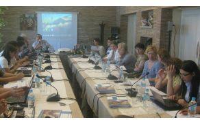 Mednarodno srečanje Net-age projekta v Albaniji. Foto: Arhiv Net-age projekta
