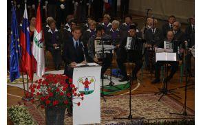 Miro Cerar, slavnostni govornik