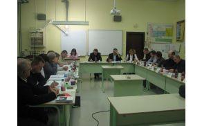 Svetniki so potrdili proračun za leto 2013.