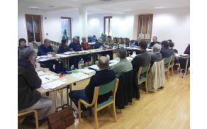 Občinski svet Občine Sevnica po 1. redni (konstitutivni) seji, 22. oktobra 2014